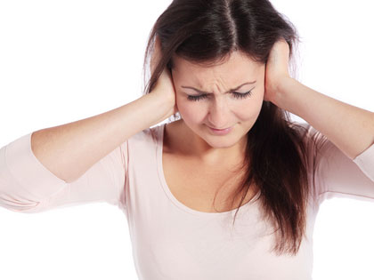 women with tinnitus